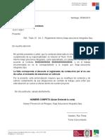 Formato Amonestacion. Asap Group