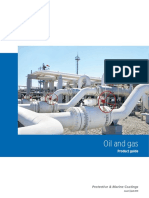 Product Line Oil Gas