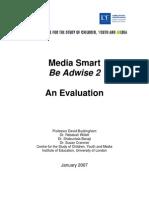Media Smart Bucking Ham Et Al Evaluation Research 2007