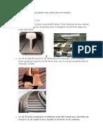 description des véhicules ferroviaire