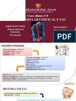 base de caso lesion medular