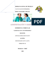 Mapa gerencia y administracion
