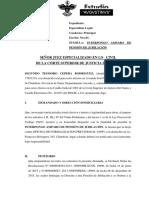 AMPARO DE PENSIÓN DE JUBILACIÓN - DERECHO PROCESAL DEL TRABAJO-PRACTICA_compressed (1)