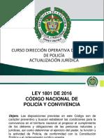 Presentación Código de Polícia