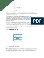 El modelo TCP