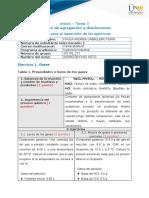 Unidad 2 - estados de agregación y disoluciones
