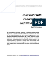 DualBootwith Fedora Core 6 and Windows XP