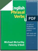 Cambridge - English Phrasal Verbs In Use.pdf