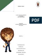 Punto 6 del parcial, Modelo area