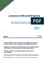 NRZ vs PAM4 2004