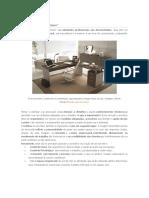 A Importância das medidas padrão das cadeiras e mesas