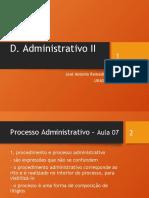 da - aula 07 - processo-38 - PowerPoint