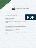 Footprint-6-DigitallyDrivenArchitecture
