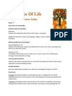 ppat lesson plan- tree of life