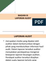 Bagian 3 Laporan Audit
