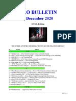 Bulletin 201201 (HTML Edition)