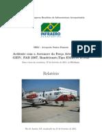 Relatório Acidente FAB2307