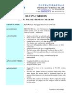 TDS PAC SERIES PAC-031 Bluwat