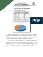 Análisis de Las Encuestas y Entrevistas