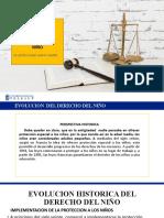 Primera Evolucion Historica Del Derecho Del Niño