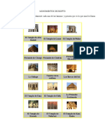 MONUMENTOS DE EGIPTO Y MAPAS DE _FRICA.doc