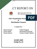 Sales Final Report