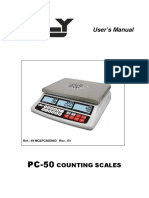 Cely PC-50 navodila za upor