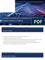 Conduccion en Semiconductores