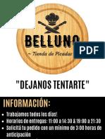 BELLUNO PICADAS CATÃ_LOGO