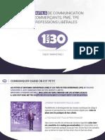 Les 12 outils de communication des commerçants PME TPE et professions libérales