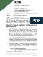 memo a UTDA - consulta inicio de plazo contrataciones