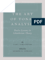 The Art of Tonal Analysis Twelve Lessons in Schenkerian Theory by Carl Schachter, Joseph N. Straus (z-lib.org).pdf