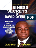 Business Secrets of David Oyedepo_ How From Poverty He became the Richest Pastor on Earth-You Too Can ( PDFDrive ).pdf