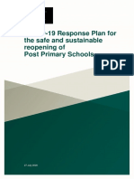 01122020curragh post primary school covid-19 respnse plan revised
