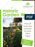 78th Annual Historic Garden Week in Virginia