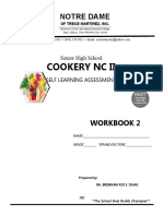 Cookery Workbook 2