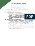 Metode aritmetice de rezolvare a problemelor-Consolidare1