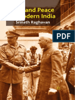 War and Peace in Modern India ( PDFDrive )