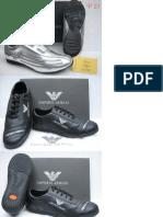 zapatos armani (a25)