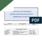 Protocollo sicurezza Covid 19_Servizio Appoggi Scolastici