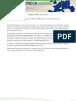 El acuerdo comercial entre el Mercosur y la Unión Europea