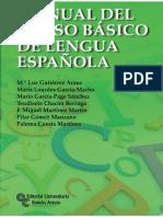 Manual del curso básico de lengua española - con índice.pdf
