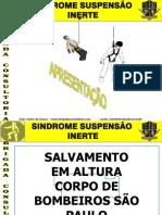 000000 SÍNDROME DA SUSPENSÃO INERTE