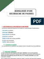 RECHERCHE DE PANNES_ppt