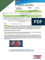 4to COMUNICACIÓN Módulo 15 II SEMESTRE