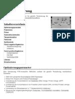 PCR-Optimierung