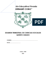 EXAMEN DE CCSS 2020