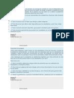 evaluación de salida plataformas de aprendizaje