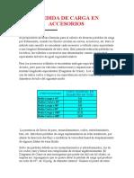 PERDIDA DE CARGA EN ACCESORIOS