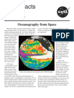 NASA Facts Oceanography from Space